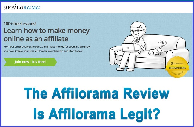 Is Affilorama legit or a scam?